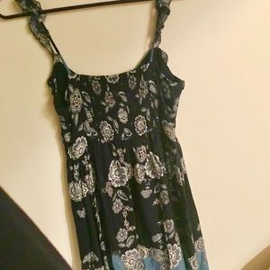 Blue Aeropostale dress
